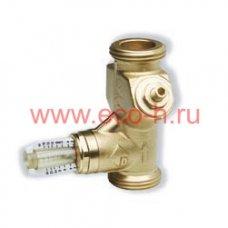 """Балансировочный клапан WATTS с расходомером 1""""НР. 3498310"""