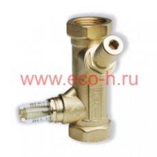 """Балансировочный клапан WATTS с расходомером 1"""" ВР 3498355"""