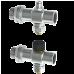 Модуль наращивания для  коллектора на 3 контура