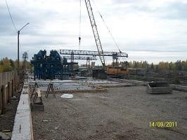Промышленные объекты и склады